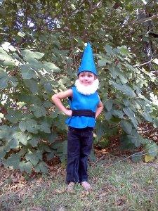 Gnomeo Costume