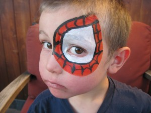 One Eye Spider Man