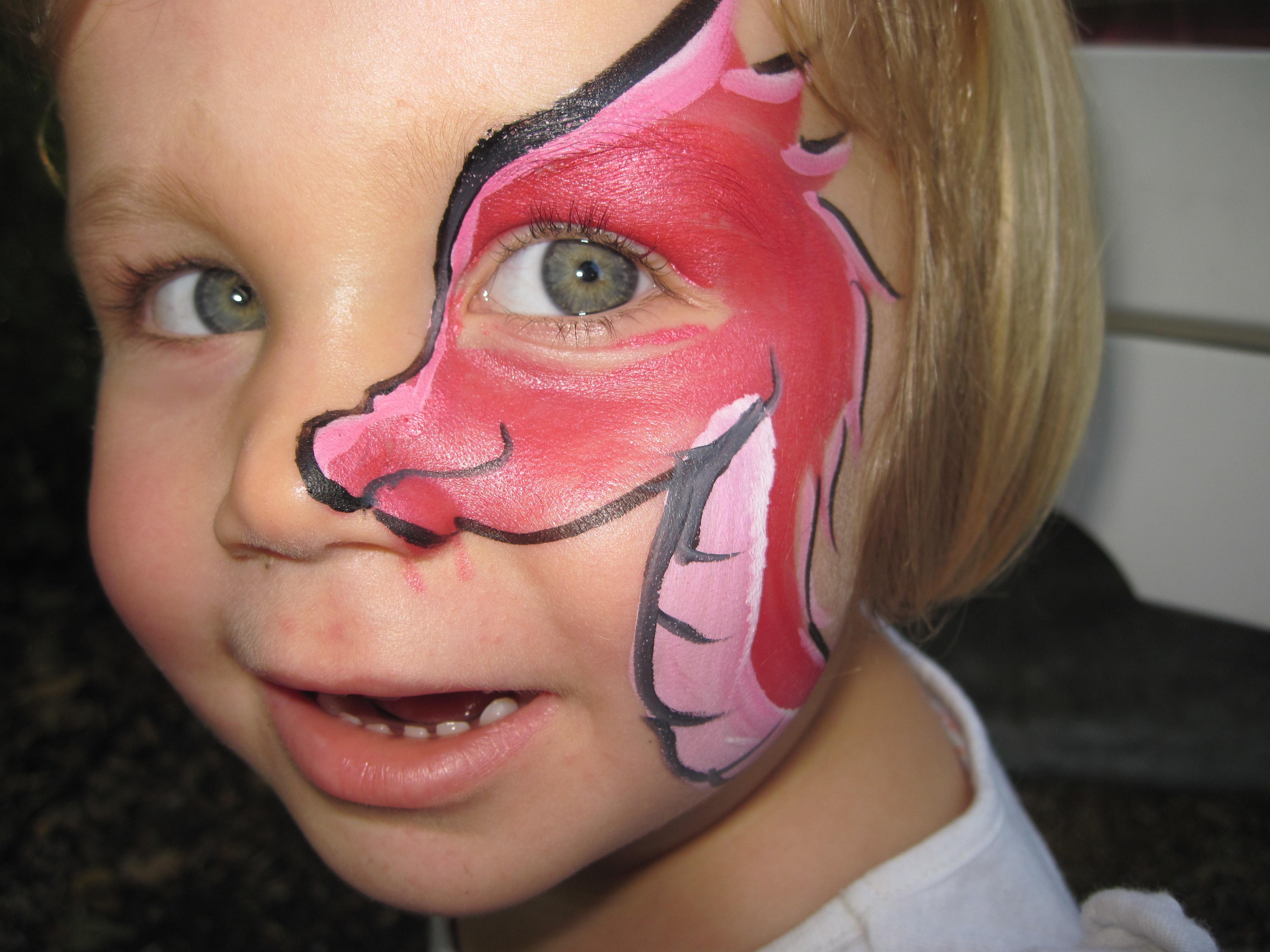 Austin Birthday Face Painting